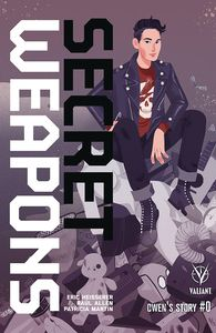 [Secret Weapons: Owens Story # (Cover B Meynet) (Product Image)]