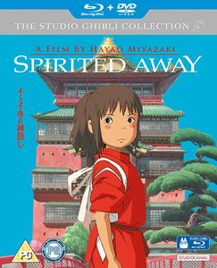 [Spirited Away (Blu-Ray & DVD) (Product Image)]