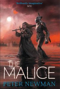[The Vagrant: Book 2: The Malice (Product Image)]