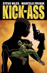 [Kick-Ass #13 (Cover A Frusin) (Product Image)]