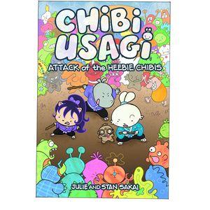 [Chibi-Usagi: Attack Of The Heebie Chibis (Product Image)]