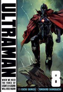 [Ultraman: Volume 8 (Product Image)]