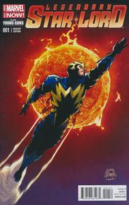 [Legendary Star-Lord #1 (Stegman Variant) (Product Image)]