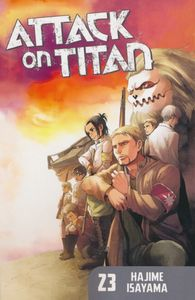 [Attack On Titan: Volume 23 (Product Image)]