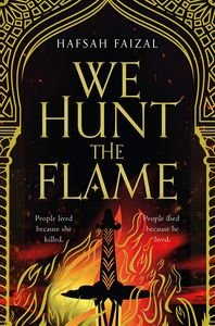 [Sands Of Arawiya: Book 1: We Hunt The Flame (Product Image)]