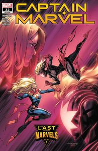 [Captain Marvel #32 (Product Image)]