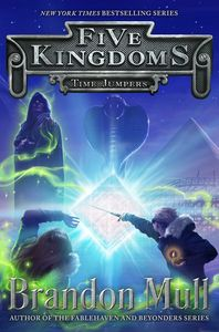 [Five Kingdoms: Time Jumpers (Product Image)]