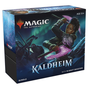 [Magic The Gathering: Trading Card Game: Kaldheim (Bundle) (Product Image)]