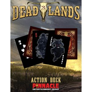 [Deadlands: The Weird West: Action Deck (Product Image)]