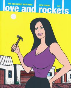 [Love And Rockets: New Stories: Volume 6 (Product Image)]