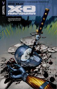 [X-O Manowar: Volume 2: Enter Ninjak (Product Image)]