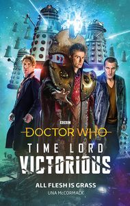 [Doctor Who: Time Lord Victorious: All Flesh Is Grass (Hardcover) (Product Image)]