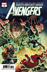 [Avengers #3 (Product Image)]