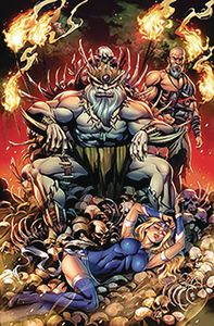 [Grimm Fairy Tales #18 (Cover D Otero) (Product Image)]