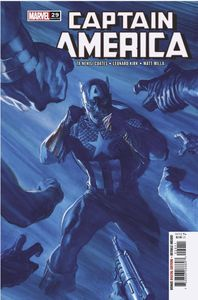 [Captain America #29 (Product Image)]