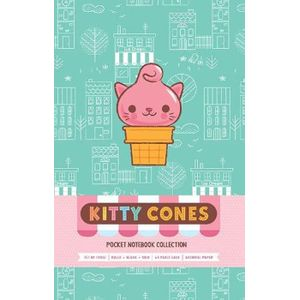 [Kitty Cones: Pocket Notebook Collection (Product Image)]