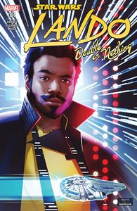 [Star Wars: Lando: Double Or Nothing (Product Image)]