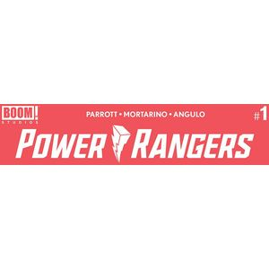 [Power Rangers #1 (Cover D Blank Sketch Variant) (Product Image)]
