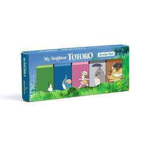 [My Neighbour Totoro: Eraser Set (Product Image)]