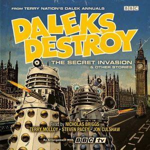 [Doctor Who: Daleks Destroy: Secret Invasion & Other Stories (Product Image)]