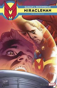 [Miracleman: Volume 1: The Golden Age (Signed Premiere Edition Hardcover - DM Edition) (Product Image)]