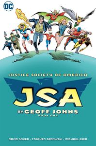 [JSA By Geoff Johns: Book 1 (Product Image)]