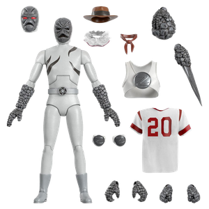 [Mighty Morphin Power Rangers: Ultimates Action Figure: Putty Patroller (Product Image)]