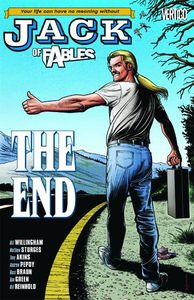 [Jack Of Fables: Volume 9: The End (Product Image)]