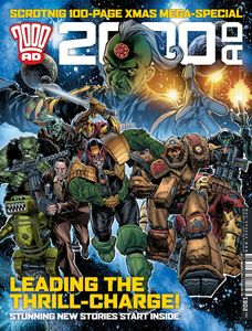 [2000AD Prog #2061 (Signed Edition) (Product Image)]
