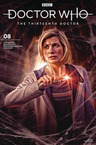 [Doctor Who: The 13th Doctor #8 (Cover B Photo) (Product Image)]