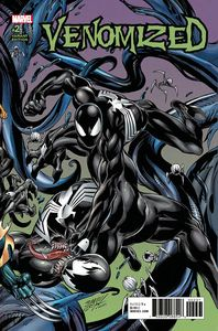 [Venomized #2 (Bagley Connecting Variant) (Product Image)]