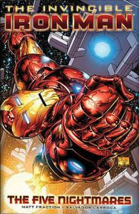 [Invincible Iron Man: Volume 1: Five Nightmares (Product Image)]