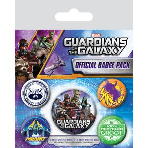 [Marvel: Badge Pack: Guardians Of The Galaxy (Product Image)]