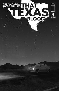 [That Texas Blood #4 (Product Image)]