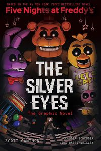 [Five Nights At Freddy's: Volume 2: Silver Eyes (Product Image)]