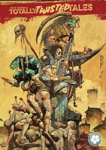 [Kevin Eastman: Totally Twisted Tales: Volume 1 (Cover B Bisley) (Product Image)]