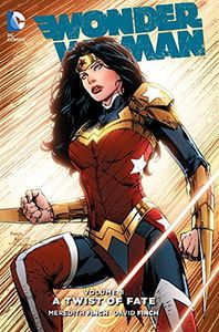 [Wonder Woman: Volume 8: Twist Of Fate (Hardcover) (Product Image)]
