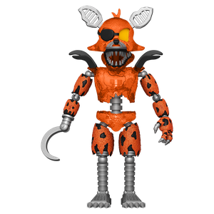 [Five Nights At Freddy's: Action Figure: Curse Of Dreadbear: Grim Foxy (Product Image)]