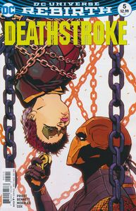 [Deathstroke #5 (Product Image)]