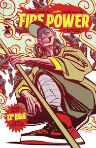 [Fire Power #12 (Cover C Lee) (Product Image)]
