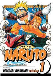 [Naruto: Volume 1 (Product Image)]