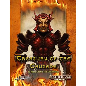 [Pathfinder: 2nd Edition: Treasury Of The Crusade (Product Image)]