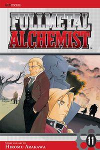 [Fullmetal Alchemist: Volume 11 (Product Image)]