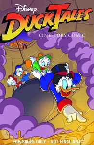 [Disney: Ducktales: Cinestory (Collector's Edition) (Product Image)]