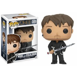 [Upon A Time: Pop! Vinyl Figures: Hook With Excalibur (Product Image)]