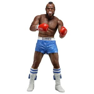 [Rocky: 40th Anniversary: Series 1 Action Figures: Clubber Lang (Blue Trunks) (Product Image)]