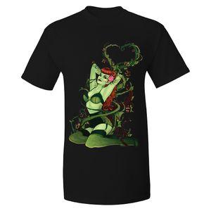 [DC: Bombshalls: T-Shirt: Poison Ivy (Product Image)]