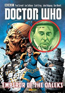 [Doctor Who: The Seventh Doctor: DWM: Volume 5: Emperor Of The Daleks (Product Image)]