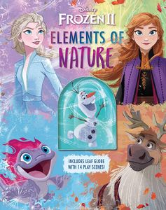 [Disney Frozen 2: Elements Of Nature (Hardcover) (Product Image)]