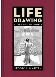 [Life Drawing: A Life Under Lights (Hardcover) (Product Image)]